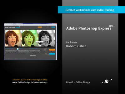 Photoshop Express Video Tutorials